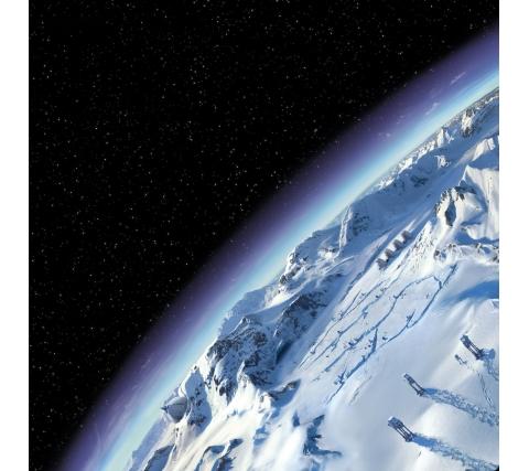 Fantasy Flight Games Playmat Star Wars: Battle of Hoth (91 x 91 cm)