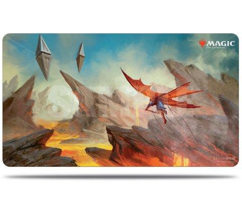 Playmat Zendikar Rising: Lavaglide Pathway