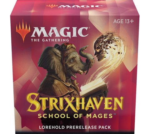 Prerelease Pack Strixhaven: Lorehold (+ free booster Strixhaven: School of Mages)