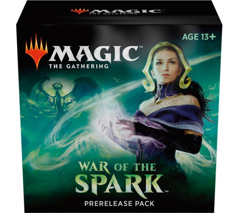 Prerelease Pack War of the Spark