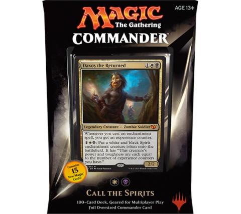 Commander 2015: Call the Spirits