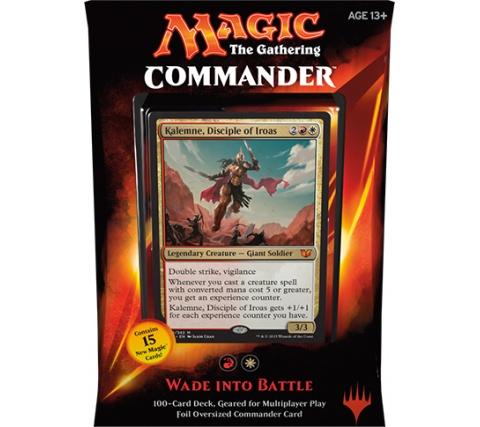 Commander 2015: Wade into Battle