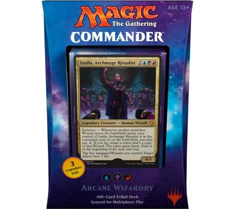 Commander 2017: Arcane Wizardry (Wizards)