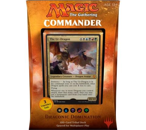 Commander 2017: Draconic Domination (Dragons)