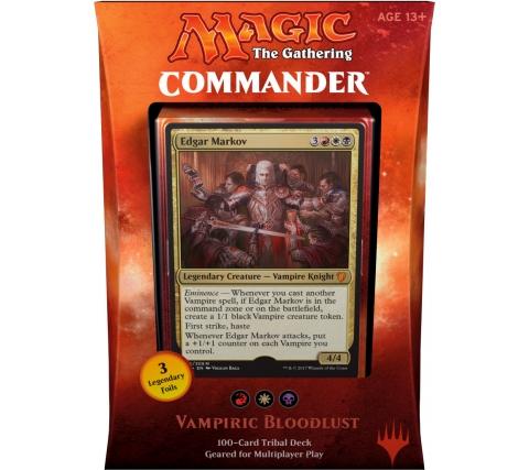 Commander 2017: Vampiric Bloodlust (Vampires)