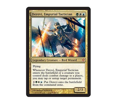 Commander 2013 Magic Kirtar/'s Wrath Kirtars Zorn