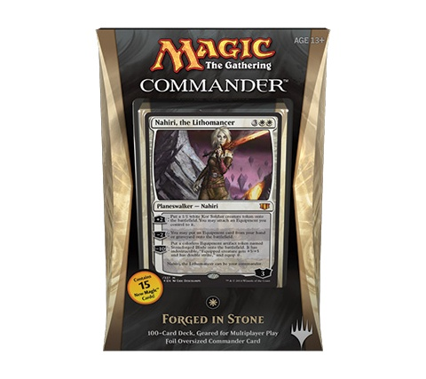 Commander 2014: Forged in Stone