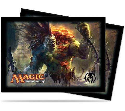 Sleeves Dragon's Maze: Golgari (80 stuks)