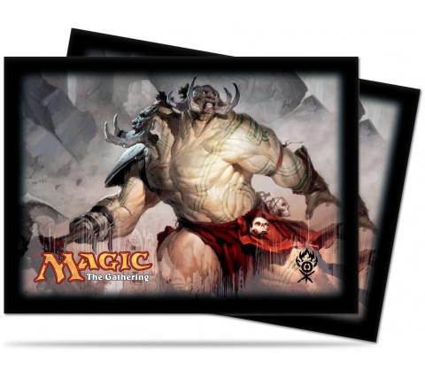 Sleeves Dragon's Maze: Gruul (80 stuks)