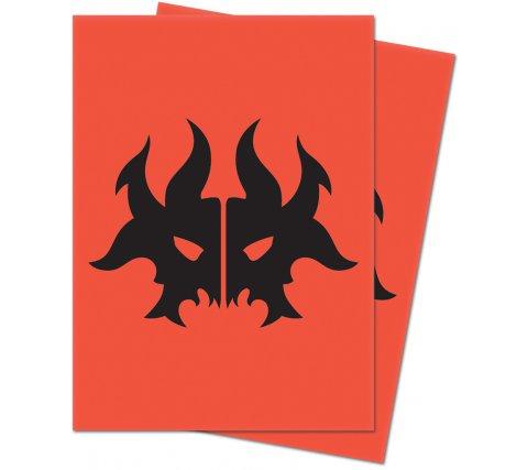 Guilds of Ravnica Gruul Clans ULTRA PRO MTG deck protectors card sleeves
