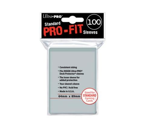 Pro Fit Sleeves (100 stuks)