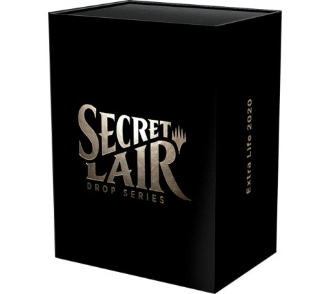 Secret Lair Drop Series: Extra Life 2020