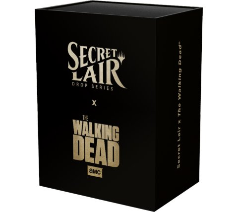 Secret Lair Drop Series: The Walking Dead (foil)