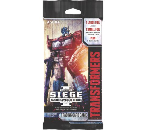 Booster Transformers TCG: War for Cybertron - Siege I