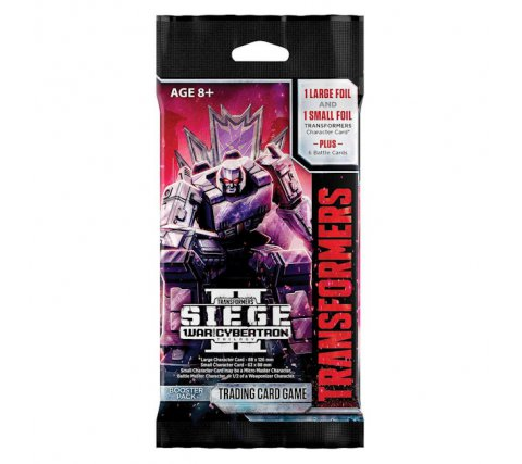 Booster Transformers TCG: War for Cybertron - Siege II