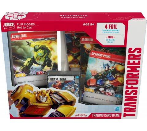 Starter Set Transformers TCG: Autobots