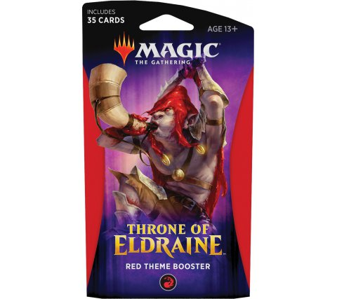 Theme Booster Throne of Eldraine: Red