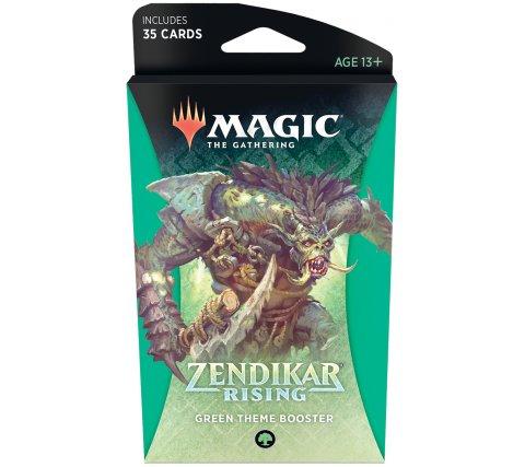Theme Booster Zendikar Rising: Green