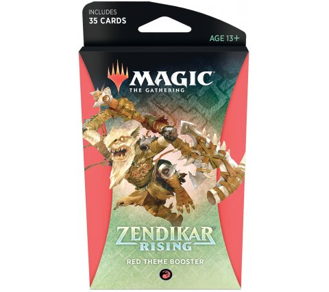 Theme Booster Zendikar Rising: Red