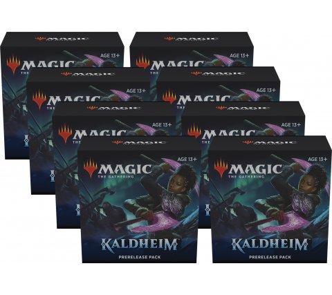 Prerelease Pack Kaldheim (set of 8) (+ 8 free boosters Kaldheim)