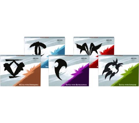 Prerelease Pack Dragons of Tarkir (set van 5)
