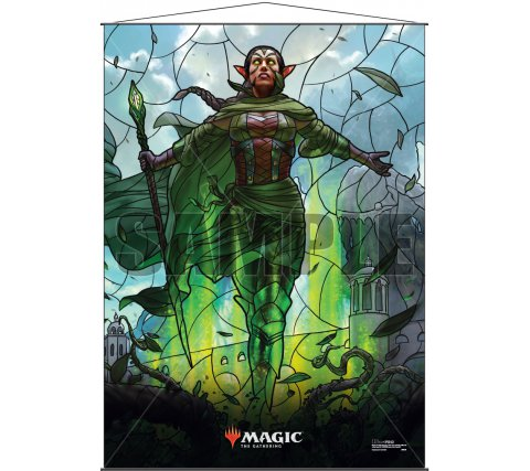 Wall Scroll: War of the Spark Stained Glass Nissa