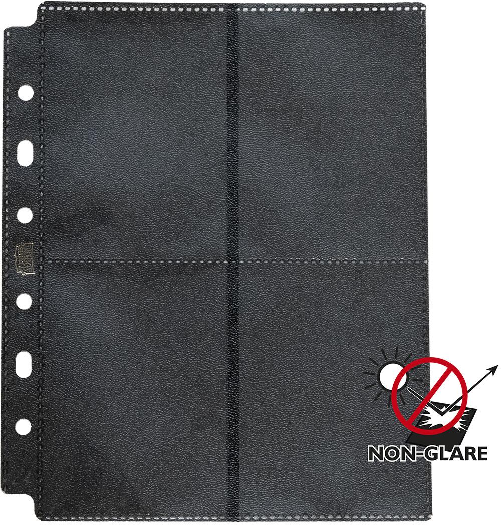 Arcane Tinman Dragon Shield 18 Pocket Side Loader Non 50 Glare