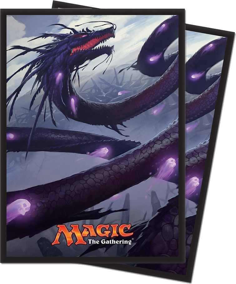 Neheb the Eternal ULTRA PRO MTG deck protectors card sleeves for mtg cards